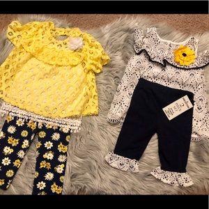 Sunflower Set Bundle